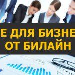 «Все для бизнеса» от Билайн