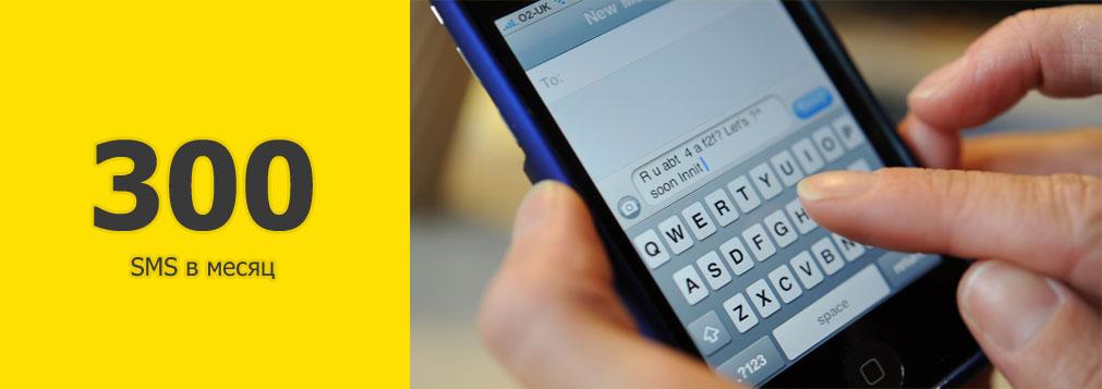 """SMS на тарифе """"Семья"""" от Билайн"""